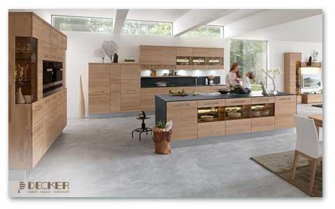 DECKER Küchen in Tönisvorst nahe im Raum Krefeld Mönchengladbach ...